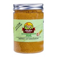 Anika Lemongrass Ginger Tea [Organic Cane Sugar]