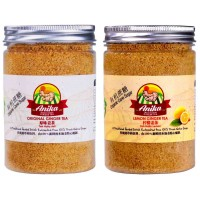 Anika Original and Lemon Ginger Tea (Organic Cane Sugar)