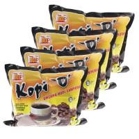 Bee Black Coffee [20 Sachets x 4 Packs]