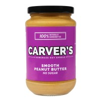 Carver's Homemade Smooth Peanut Butter