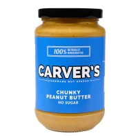 Carver's Homemade Chunky Peanut Butter
