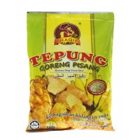 Thaqif Banana Deep Fried Flour [4 Packs]