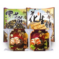 Sin Teo Hiang Combo 3 [2 Black Sesame Candy + 2 Peanut Candy + 2 Sushi Candy]